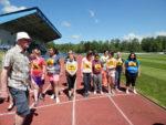 Atletický čtyřboj žáků se speciálními vzdělávacími potřebami 2017 – krajské kolo, 51. ročník